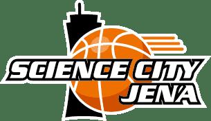 Science City Jena Basketball Logo