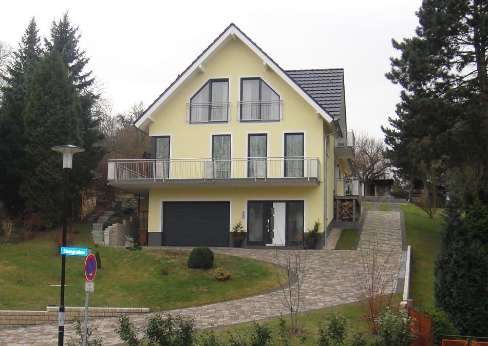 Referenzen Wohnungsbau Haus
